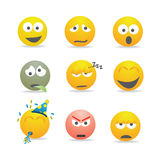 smilies Obraz Royalty Free