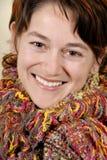 Smiling stock image