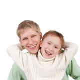 Smiling Stock Photo