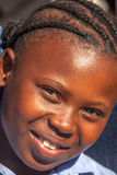 Smiling african child Stock Photography