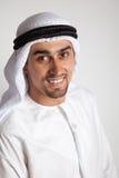 Smiling Arab Stock Image