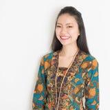 Smiling Asian girl Stock Image