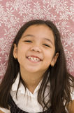 Smiling Asian Kid Royalty Free Stock Photo
