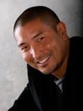 Smiling Asian Man Royalty Free Stock Image