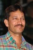 Smiling Asian man Stock Photography