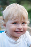 Smiling baby Royalty Free Stock Photography