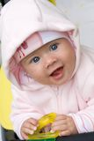 Smiling baby Royalty Free Stock Photos