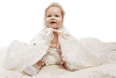Smiling baby Royalty Free Stock Photo