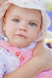 Smiling baby girl Royalty Free Stock Photos