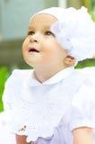 Smiling baby Stock Photo