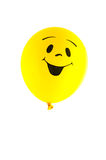 Smiling balloon Royalty Free Stock Photo