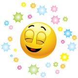 Smiling balls Royalty Free Stock Photography