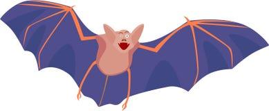 Smiling bat Royalty Free Stock Photography