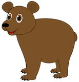 A smiling bear Royalty Free Stock Photography