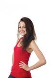 Smiling beautiful girl Royalty Free Stock Image