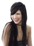 Smiling beautiful girl Stock Image