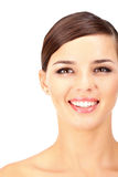 Smiling beauty Royalty Free Stock Photo