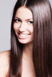 Smiling beauty woman portrait Royalty Free Stock Photography