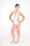 Smiling in a bikini Stock Photography