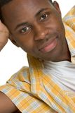 Smiling Black Boy Stock Photography