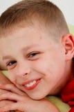 Smiling boy Royalty Free Stock Photos