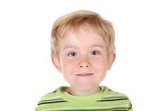 Smiling boy Royalty Free Stock Photo