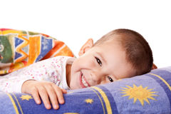Smiling boy Stock Photography