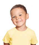 Smiling boy. Portrait of a smiling boy Royalty Free Stock Photography