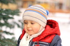 Smiling boy. Royalty Free Stock Images