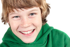 Smiling  boy Stock Photos
