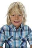 Smiling_boy Photographie stock libre de droits