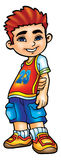 Smiling boy Stock Image