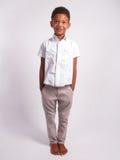 Smiling boy. Stock Photo