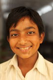 Smiling boy near Karauli in India Royalty Free Stock Photography