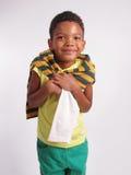Smiling boy. Royalty Free Stock Image