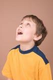 Smiling boy portrait Stock Photography
