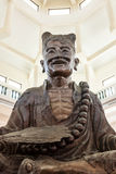 Smiling Buddha Chinese God Stock Photography