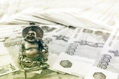 Smiling Buddha Royalty Free Stock Image