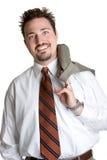 Smiling Business Man Royalty Free Stock Photos