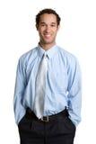 Smiling Businessman Royalty Free Stock Photo