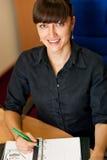 Smiling businesswoman Royalty Free Stock Image