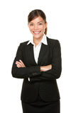 Smiling Businesswoman Portrait Stock Photography