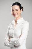 Smiling Businesswoman Royalty Free Stock Photo