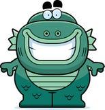 Smiling Cartoon Creature Royalty Free Stock Photos