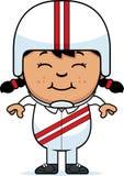 Smiling Cartoon Daredevil Stock Photography