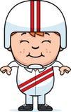 Smiling Cartoon Daredevil Royalty Free Stock Image