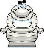 Smiling Cartoon Mummy Stock Images