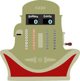 Smiling Cash Register Stock Photos