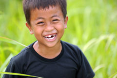 Smiling Child Stock Photography