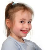 Smiling child Royalty Free Stock Image